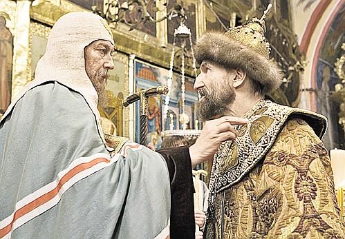 Иван Грозный и митрополит Филипп