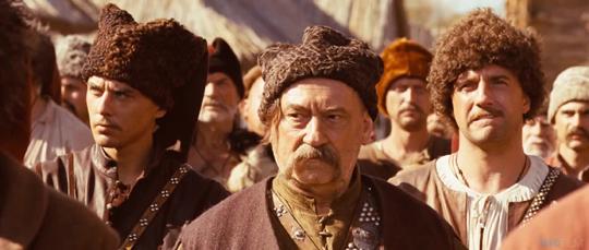 Кадр из фильма «Тарас Бульба»