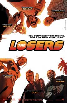 Лузеры (2010) The Losers