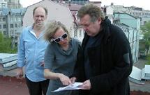 Смерть в пенсне или Наш Чехов(2010)
