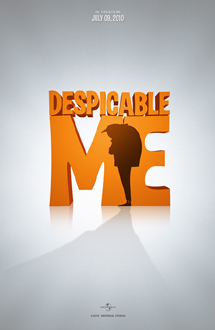 Гадкий я в 3D (2010) Despicable Me