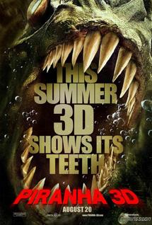 Пиранья 3D(2010)  Piranha 3-D