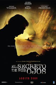 Тайна в его глазах (2009) El secreto de sus ojos