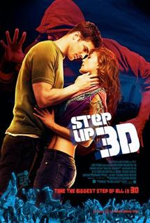 Шаг вперед 3D (2010) Step Up 3-D