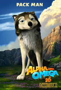Альфа и Омега (2010) Alpha and Omega