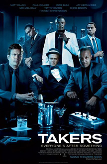 Налетчики (2010) Takers