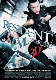 Обитель зла 4: Жизнь после смерти (2010) Resident Evil: Afterlife